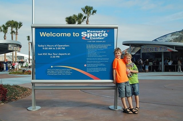1Kennedy Space Center 2