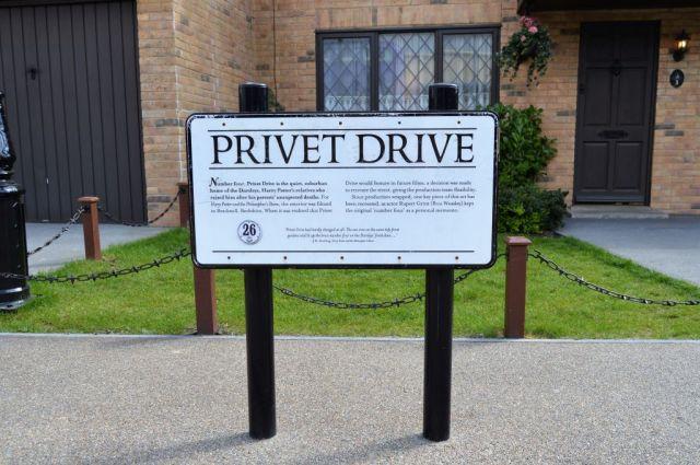 19Privet Drive