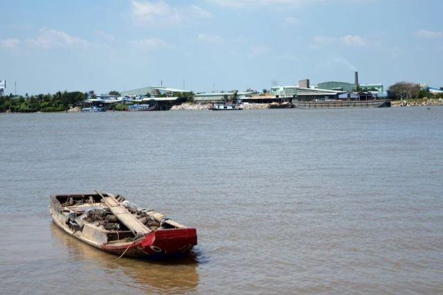 4Homestay Mekongfloden 12