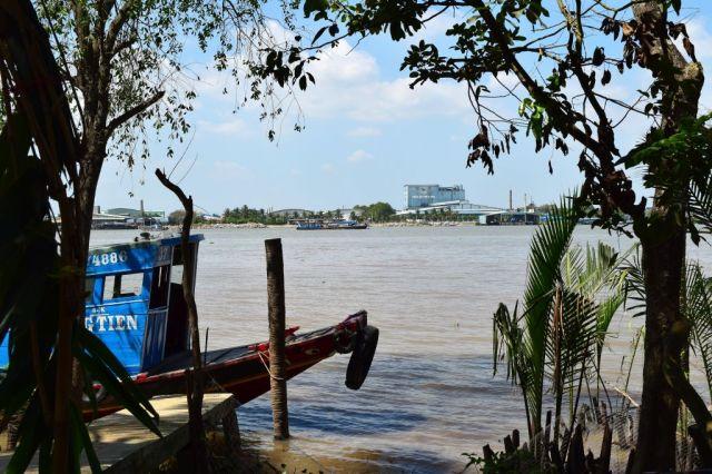 4Homestay Mekongfloden 45
