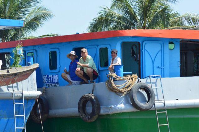 5Båttur Mekongfloden 9