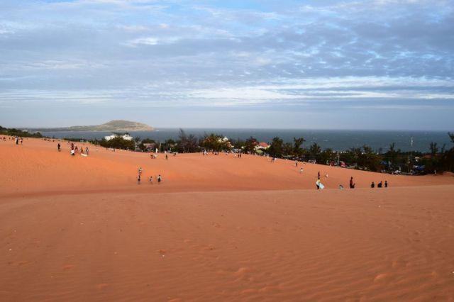 5Röda sanddyner 45
