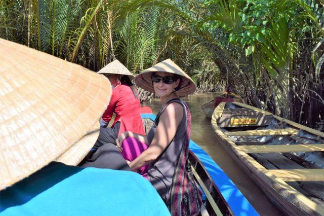 8Båttur Mekongfloden 15