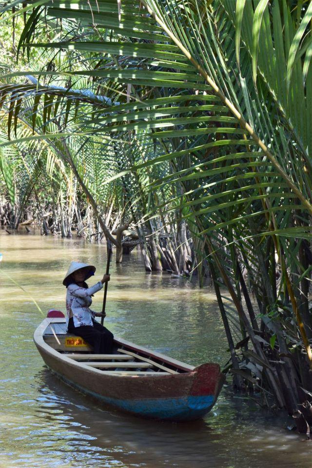 8Båttur Mekongfloden 2