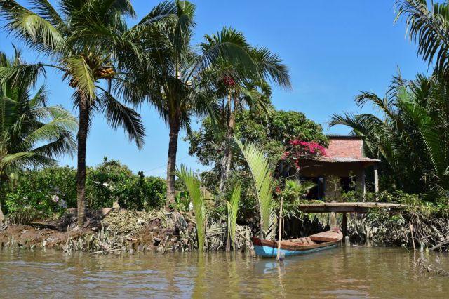 8Båttur Mekongfloden 30