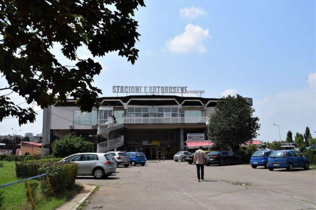 4Busstationen Prishtina 0