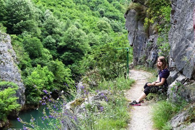 Matka Canyon 51