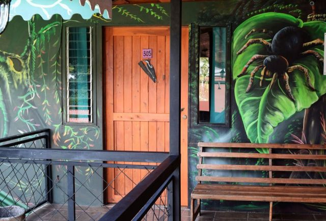 2Manakin Lodge, Monteverde 18