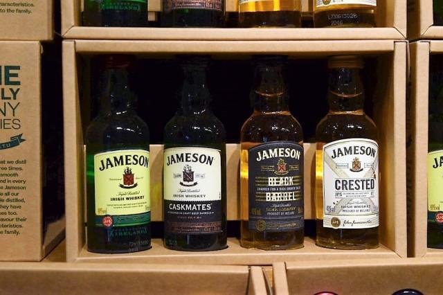 13Jameson Distillery 13