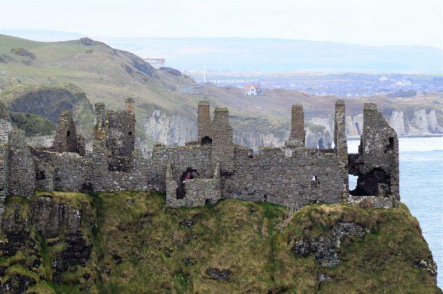 4Dunluce Castle 8