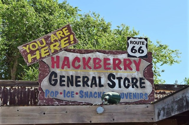 2Resa Kingman - Grand Canyon, Hackberry 0
