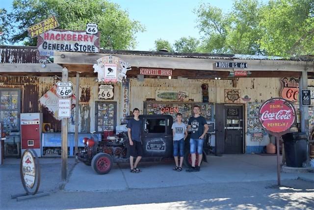 2Resa Kingman - Grand Canyon, Hackberry 8