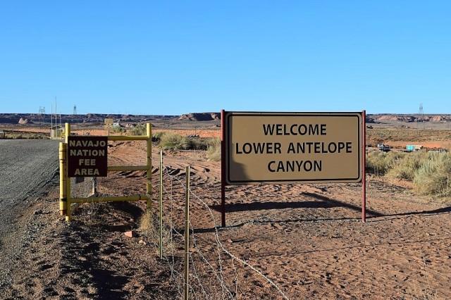 Lower Antelope Canyon 1