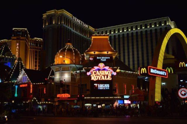 Best Western Plus Casino Royale, Las Vegas 26