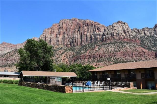 Bumbleberry Motel, Zion Nationalpark 6