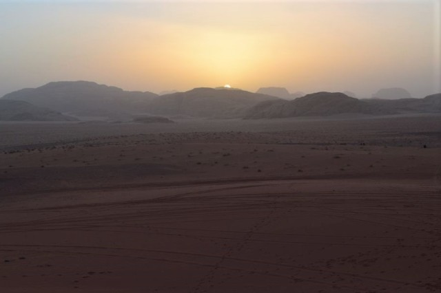 13Solnedgång, Small sand Dunes 41