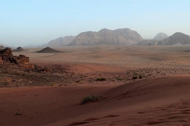13Solnedgång, Small sand Dunes 7