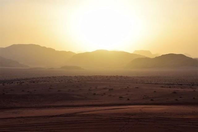 13Solnedgång, Small sand Dunes 8