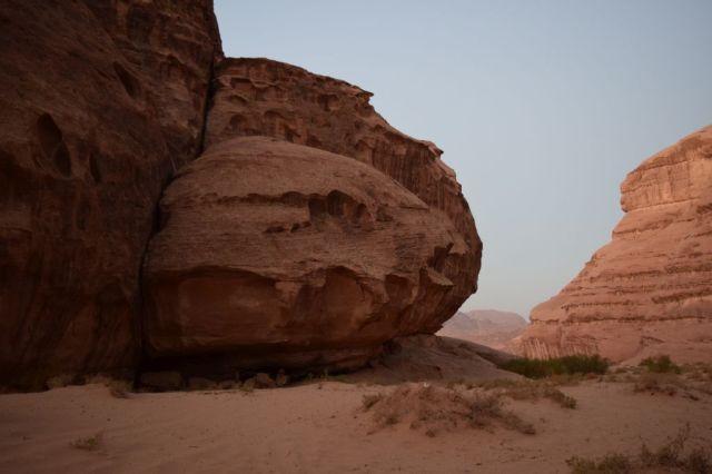 2Soluppgång, beduincamp 17