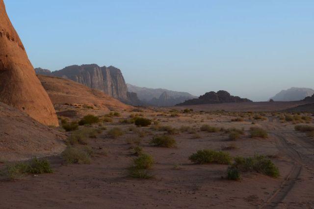2Soluppgång, beduincamp 92