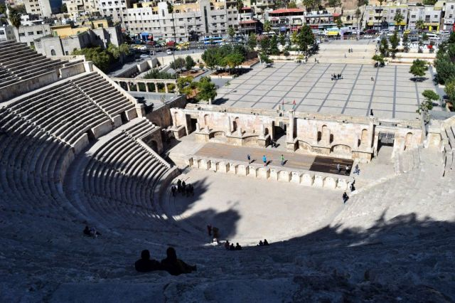 9Roman Theather, Amman 12