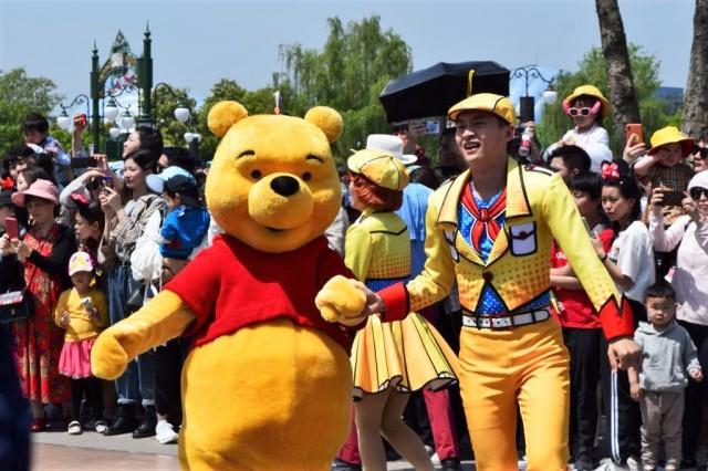 Disneyland Shanghai 132