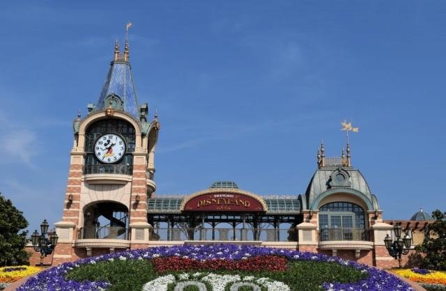 Disneyland Shanghai 3