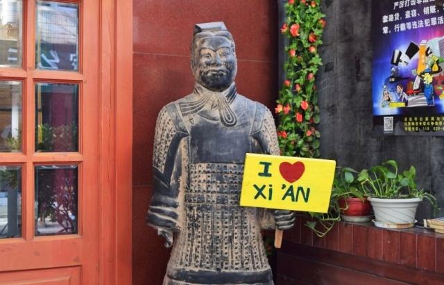 Hantang Inn, Xian 8