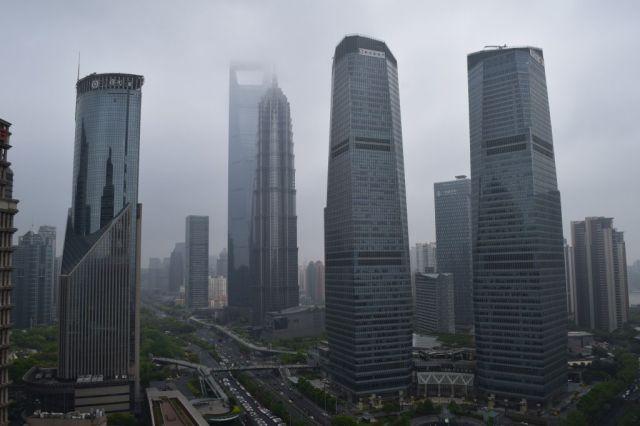 Oriental Pearl Tower 104