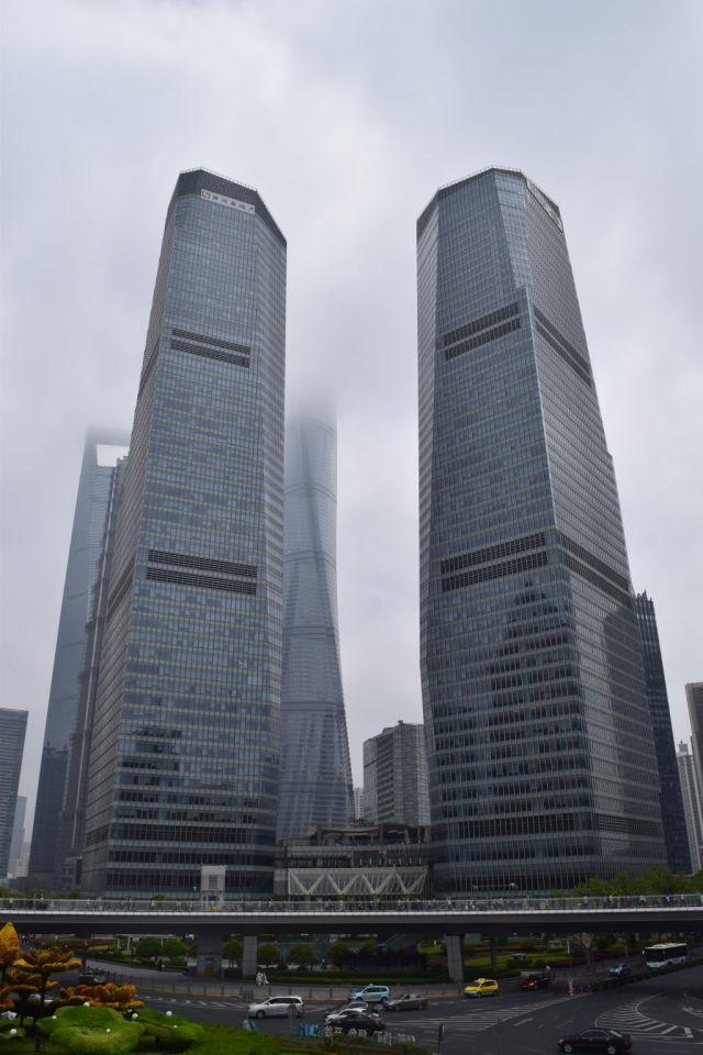 Oriental Pearl Tower 128