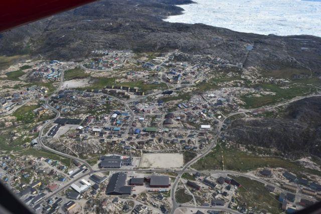Resa Ilulissat - Kangerlussuaq 4