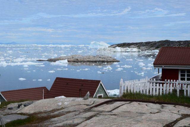 Vandring flygplats, Ilulissat 15