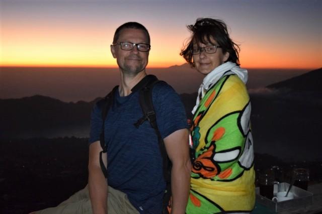 Mt Batur topptur 26