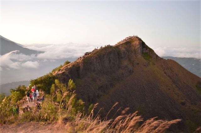 Mt Batur topptur 33